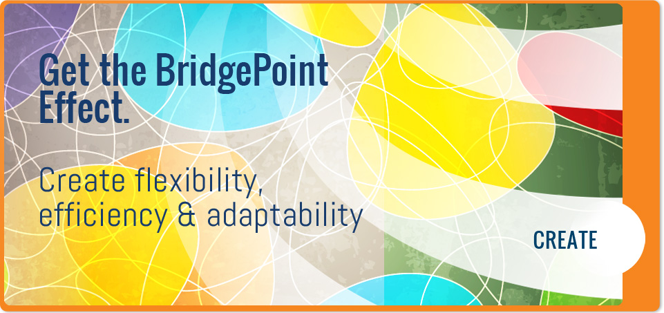 BridgePoint Effect Helps you Create